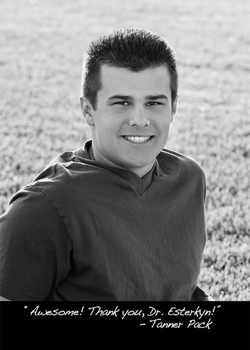 Tanner Delta Smiles in Antioch Brentwood CA